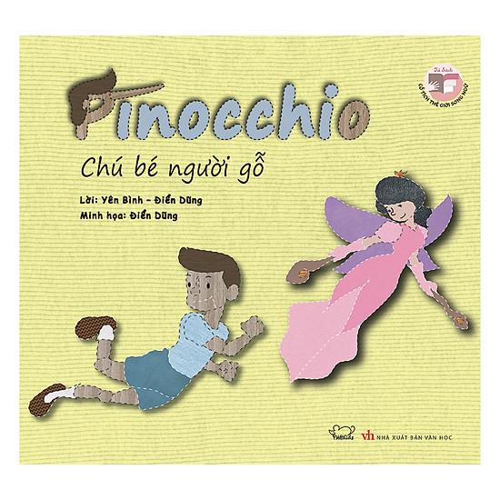 Chú Bé Người Gỗ Pinocchio (Song Ngữ Anh - Việt)