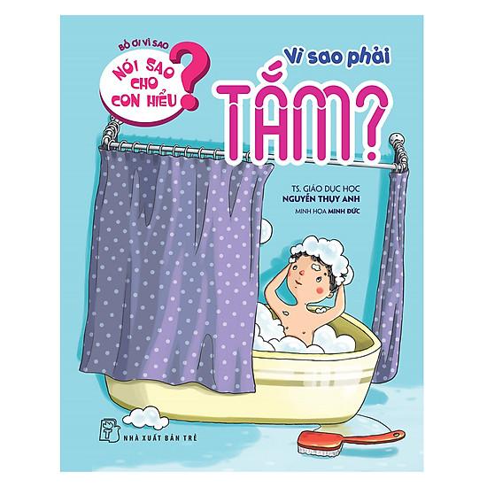 Nói Sao Cho Con Hiểu: Vì Sao Phải Tắm?