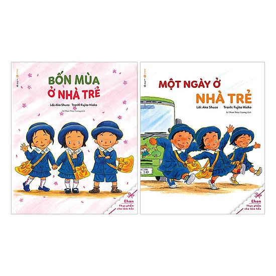 Combo Một Ngày Ở Nhà Trẻ (2 Tập)