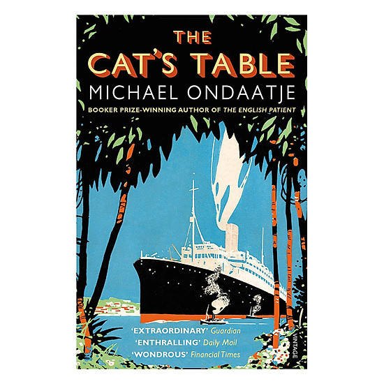 [Download Sách] The Cat's Table