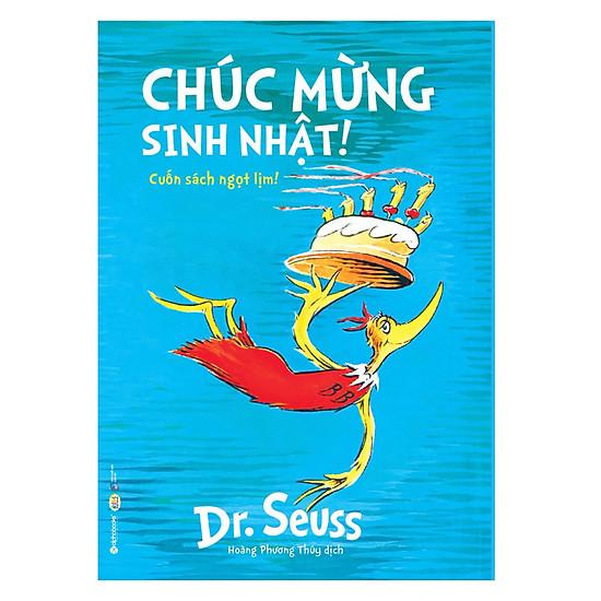 [Download sách] Dr.Seuss - Chúc Mừng Sinh Nhật!