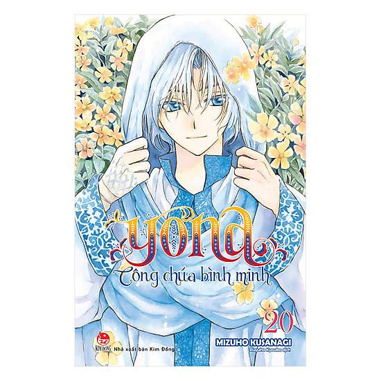 Yona - Công Chúa Bình Minh (Tập 20)
