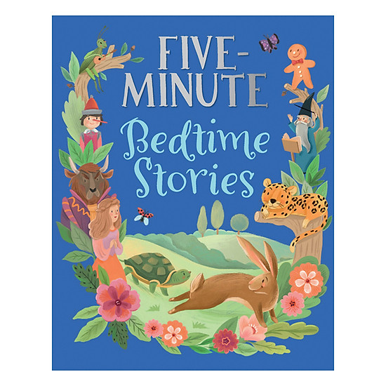 Five - Minute Bedtime Stories