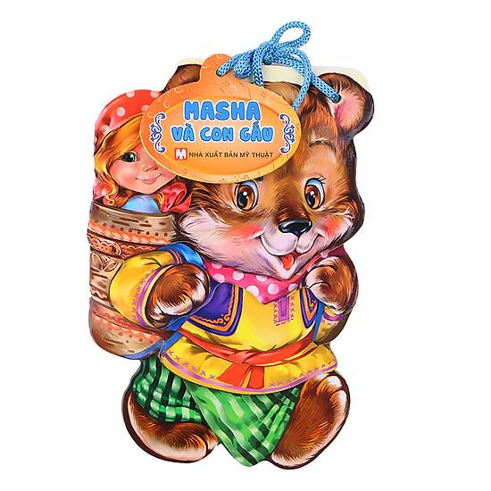 Eva Bồi Mút - Masha Và Con Gấu