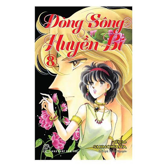 [Download Sách] Dòng Sông Huyền Bí (Tập 8)