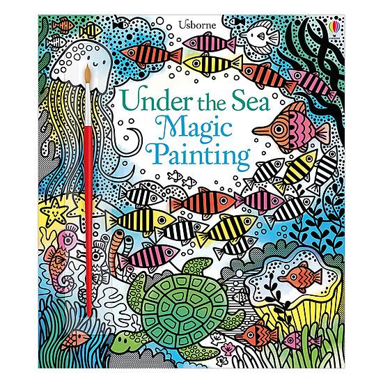 Usborne Under The Sea Magic Painting - EBOOK/PDF/PRC/EPUB