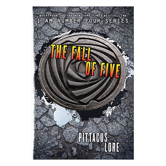 [Download Sách] Lorien Legacies 4: The Fall Of Five