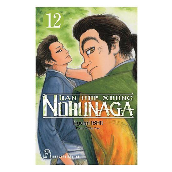 Bản Hợp Xướng Nobunaga Tập 12