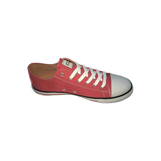 Giày Sneaker Nữ Cổ Thấp Codad Canvas Karo's - Hồng Đậm