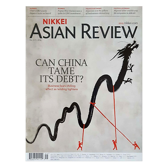 [Download Sách] Nikkei Asian Review: Can China Tame Its Debt - 09