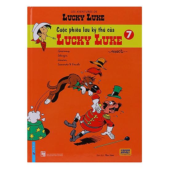 Cuộc Phiêu Lưu Kỳ Thú Của Lucky Luke (Tập 7)