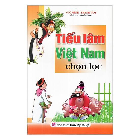 [Download sách] Tiếu Lâm Việt Nam Chọn Lọc