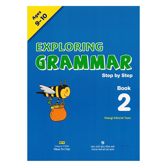 [Download sách] Exploring Grammar: Step By Step - Book 2 (Age 9 – 10)
