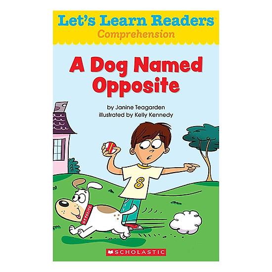 Let's Learn Readers: A Dog Named Opposite