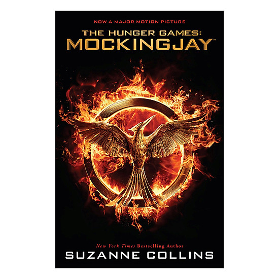 [Download Sách] The Hunger Games - Book 3: Mockingjay (Movie Tie-In Edition)