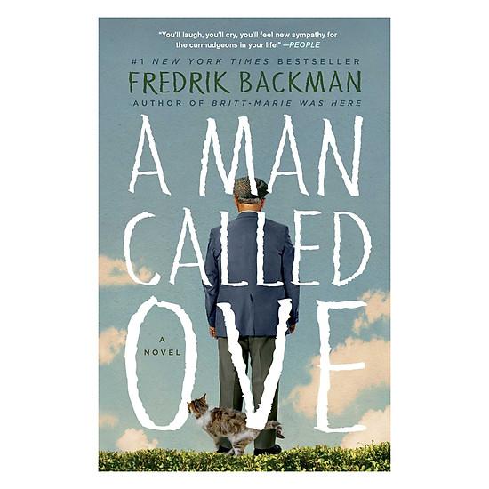 [Download Sách] A Man Called Ove: A Novel