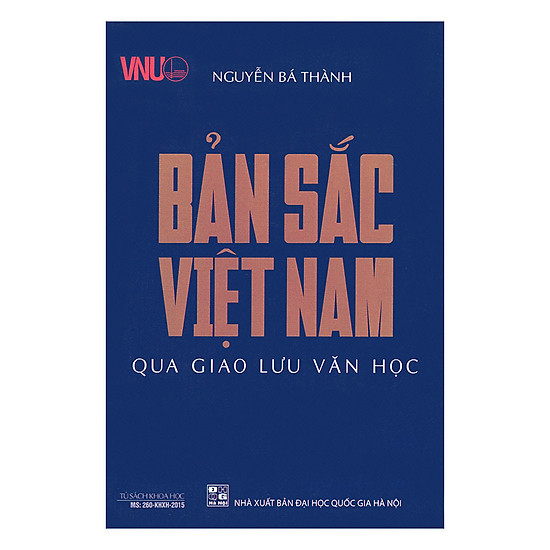 [Download sách] Bản Sắc Việt Nam Qua Giao Lưu Văn Học