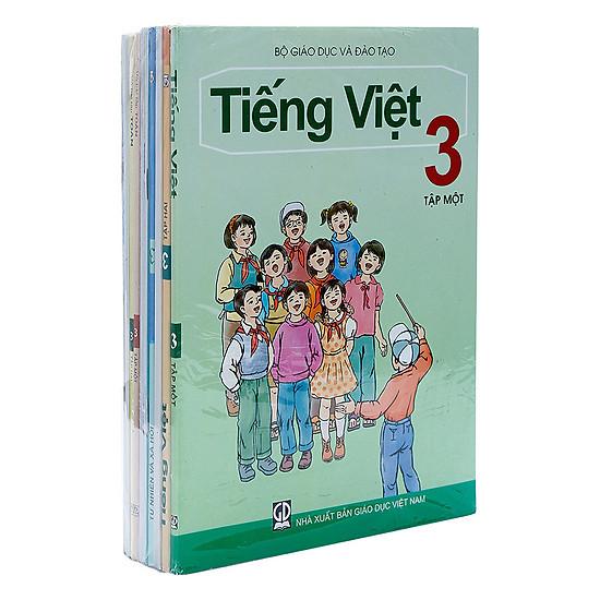Bộ Sách Giáo Khoa Lớp 3 (Bộ Bài Học + Bài Tập)