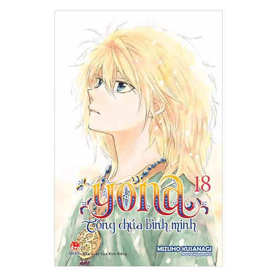 Yona - Công Chúa Bình Minh (Tập 18)