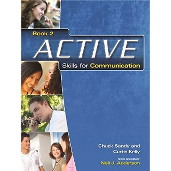 [Download Sách] Active Skills for Communication: Book 2