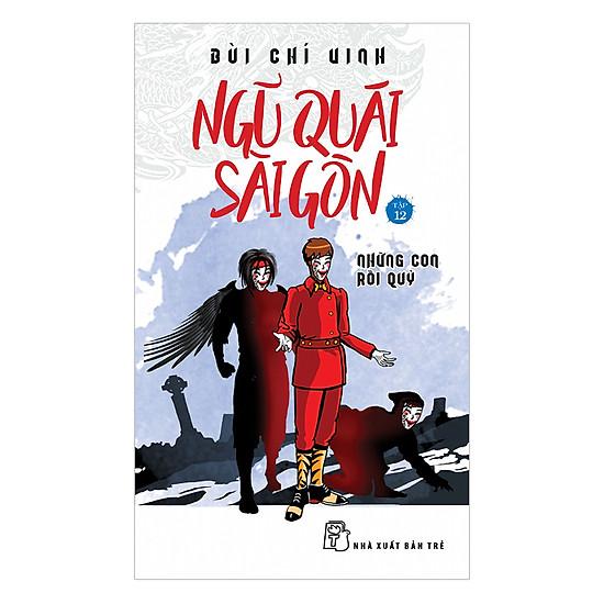 Ngũ Quái Sài Gòn (Tập 12): Những Con Rối Quỷ