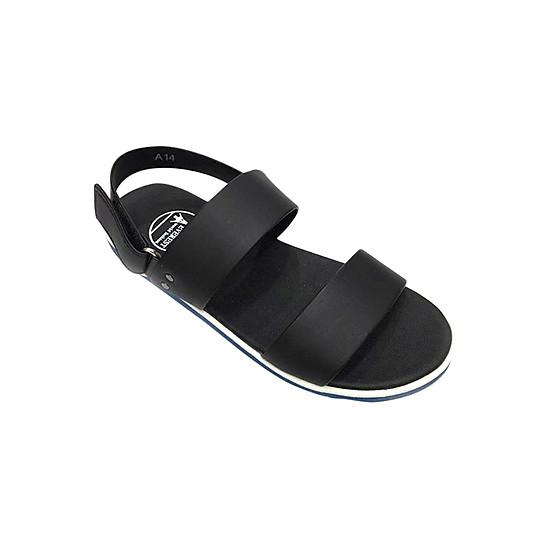 Giày Sandal 2 Quai Ngang Nam Everest - Eve03 D141 (Đen)