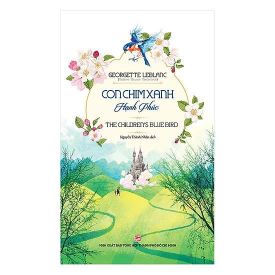 [Download Sách] Con Chim Xanh Hạnh Phúc