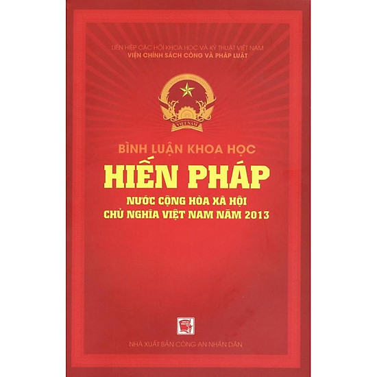 Bình Luận khoa học Hiến Pháp Nước Cộng Hòa Xã Hội Chủ Nghĩa Viêt Nam 2013