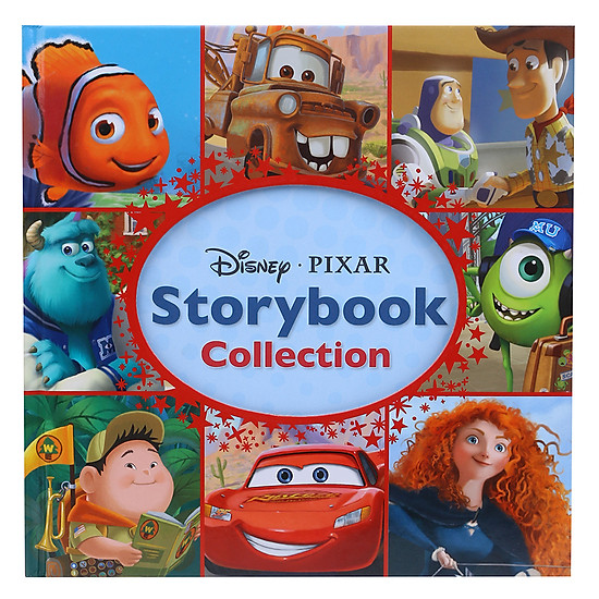Disney Pixar Storybook Collection - EBOOK/PDF/PRC/EPUB