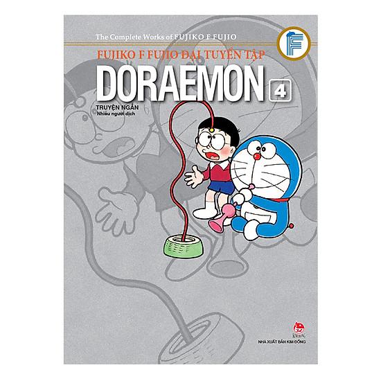 [Download Sách] Fujiko F Fujio Đại Tuyển Tập - Doraemon Truyện Ngắn (Tập 4)
