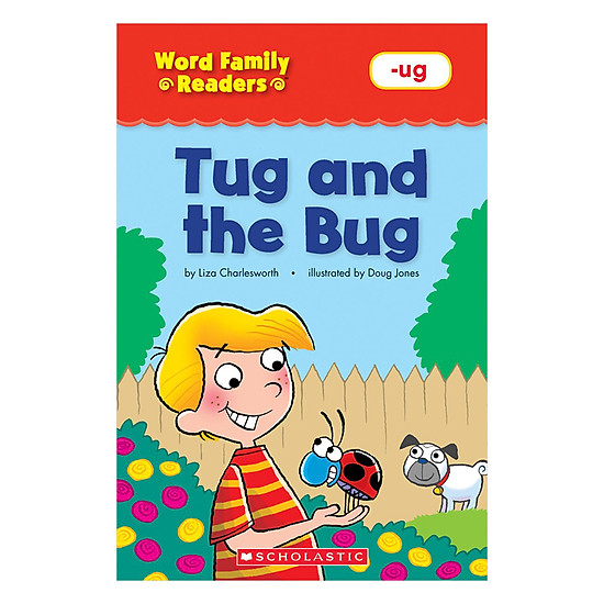 Let's Learn Readers: Tug And The Bug