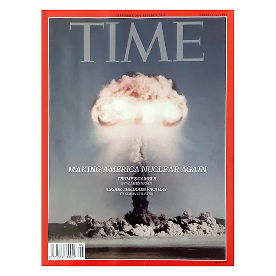 Download sách Time: Making America Nuclear Again - 05