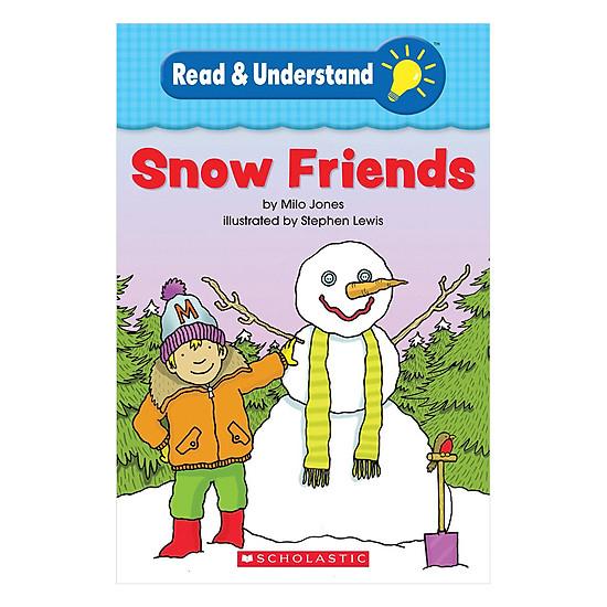 Let's Learn Readers: Snow Friends