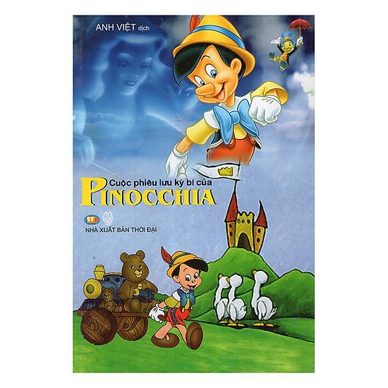 [Download Sách] Cuộc Phiêu Lưu Kỳ Bí Của Pinocchio