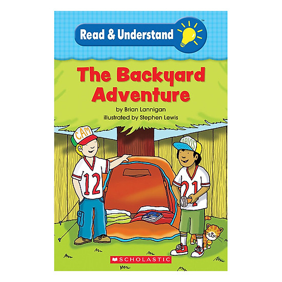 [Download Sách] Let's Learn Readers: The Backyard Adventure