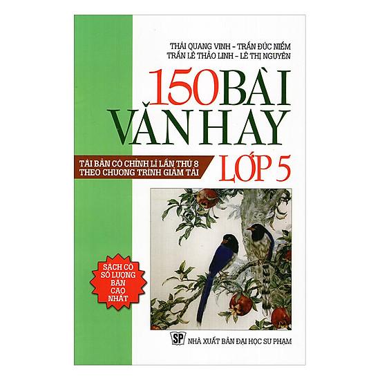 150 Bài Văn Hay Lớp 5