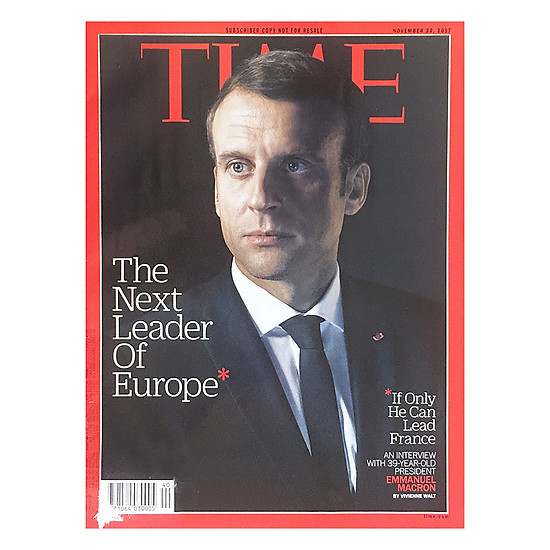 [Download Sách] Time: The Next Leader Of Europe - 40