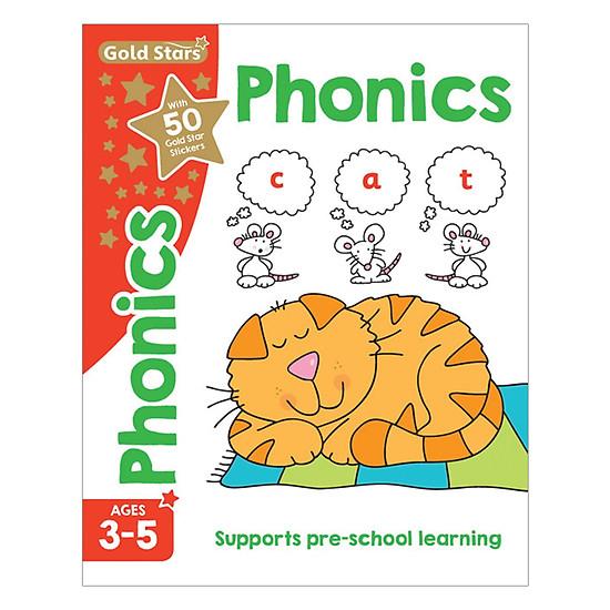 Gold Stars - Phonics Ages 3-5