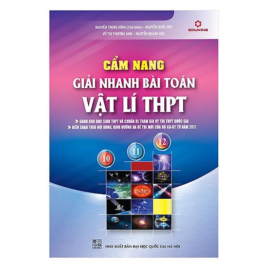 Cẩm Nang Giải Nhanh Bài Toán Vật Lý THPT