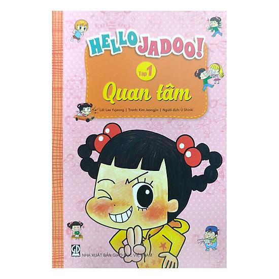 Hello Jadoo (Tập 1) - Quan Tâm
