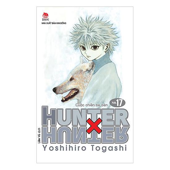Hunter X Hunter (Tập 17)