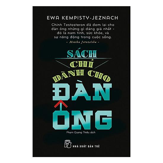 [Download sách] Sách Chỉ Dành Cho Đàn Ông