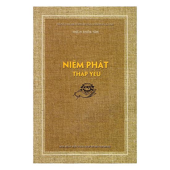 [Download sách] Niệm Phật Thập Yếu