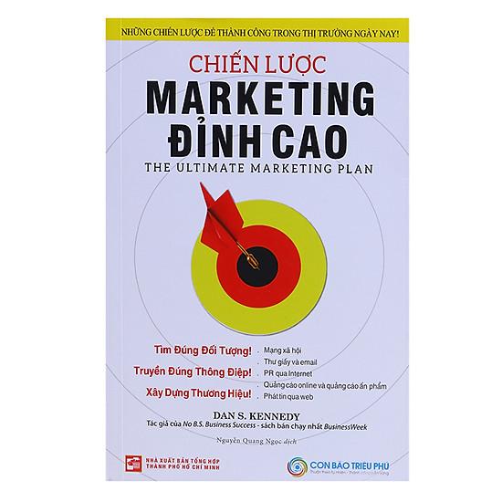 [Download sách] Chiến Lược Marketing Đỉnh Cao