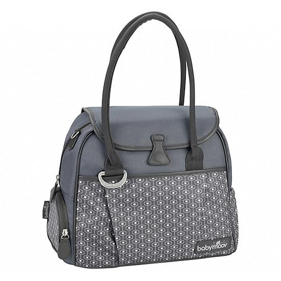 Túi Đựng Đồ Cho Mẹ Và Bé Babymoov Style BM01649 - Màu Ghi