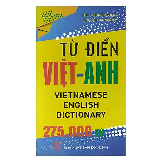 Từ Điển Việt Anh (275.000 Từ)