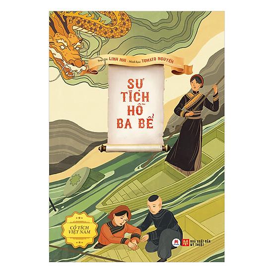 [Download Sách] Cổ Tích Việt Nam - Sự Tích Hồ Ba Bể
