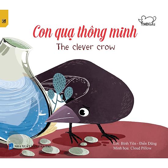 [Download Sách] Con Quạ Thông Minh - The Clever Crow (Tái Bản)