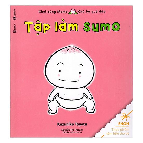 Ehon - Tập Làm Sumo