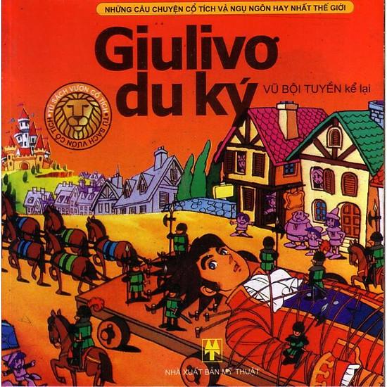 Giulivơ du ký